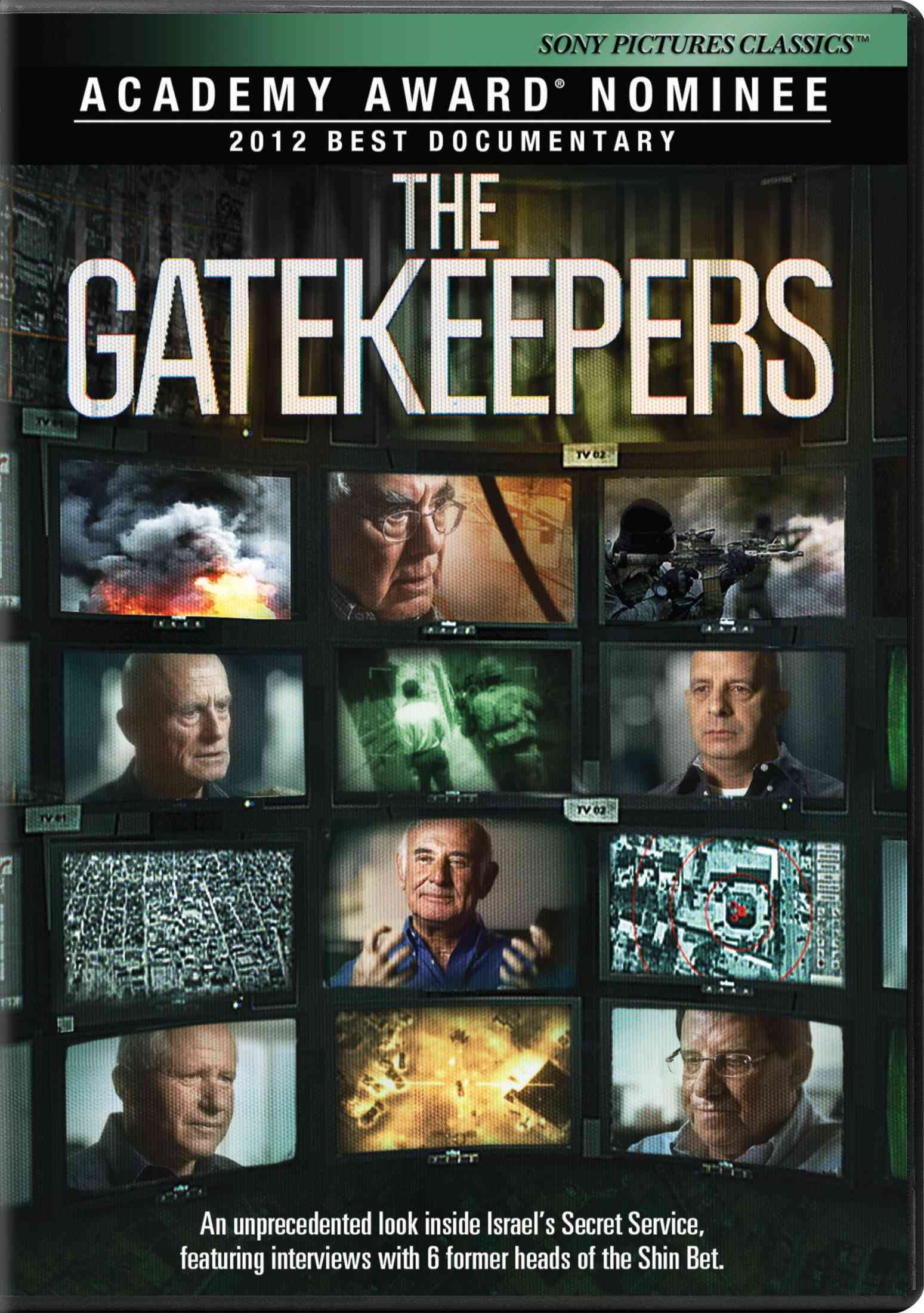 GATEKEEPERS BY AYALON,AMI (DVD)