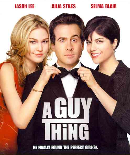 GUY THING BY LEE,JASON (Blu-Ray)