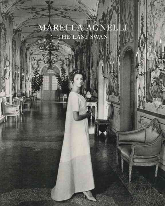Marella Agnelli By Agnelli, Marella/ Chia, Marella Caracciolo